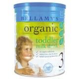 Bellamy's Organic 贝拉米有机奶粉 三段(3罐6罐价更优)