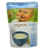 Bellamy's Organic 宝宝有机天然米粉4月+