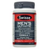 Swisse 抗疲劳保健品 男士复合维生素 120片