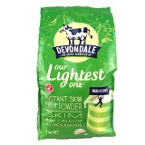 Devondale德运脱脂高钙牛奶粉1000g
