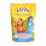 Farex婴儿高铁米粉125g 4-6个月 原味米糊宝宝辅食