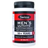 swisse 50岁以上男性活力复合维生素 90粒