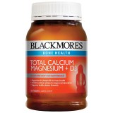 Blackmores total calcium+D3 活性钙镁片+维生素D3 200粒