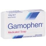 Gamophen控油抗菌药皂 祛痘 去后背痘痘 100g
