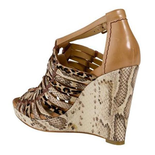 对我而言可爱的她郑秀晶坡跟鞋
