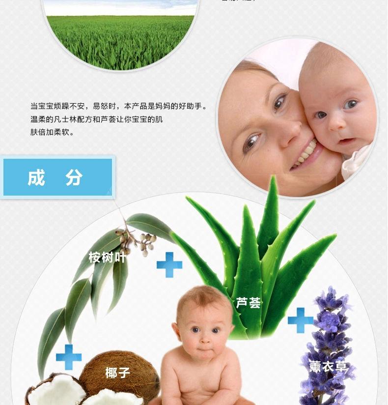 Vicks Baby Balsam宝宝婴儿儿童感冒舒缓膏成分