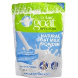 caprilac成人羊奶粉1kg (3袋6袋价更优)