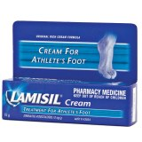Lamisil cream 脚气药膏15g 专治脚气