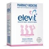 Elevit爱乐维孕妇营养片叶酸孕期维生素100片