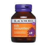 Blackmores Kids Immunities儿童增强抵抗力咀嚼片60粒