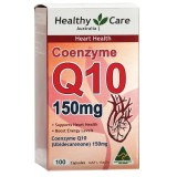 Healthy Care Q10辅酶150mg 100粒保护心脏