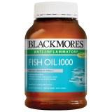 Blackmores 深海鱼油 鱼油软胶囊 400粒