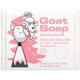 Goat Soap纯手工山羊奶皂 敏感肌肤儿童适用(椰油)