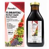 Floradix 铁元果蔬营养滋补液孕妇幼儿补铁补气贫血500ml