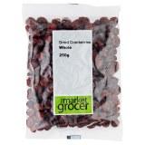 The Market Grocer蔓越莓干 即食 烘焙用蔓越莓 250g