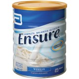 Ensure雅培全安素奶粉成人孕妇老年人高蛋白质粉高钙850g(3罐6罐价更优)