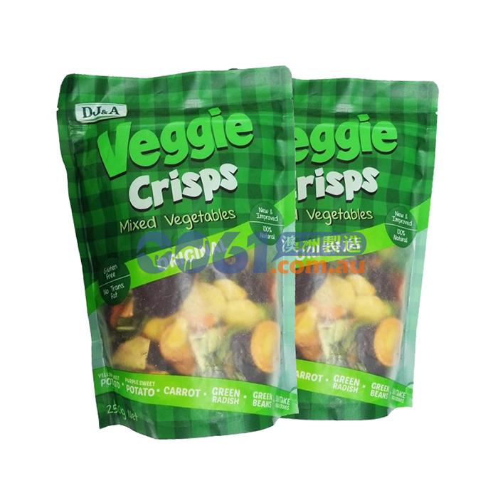 Veggie Crisps