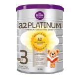 a2白金系列高端婴幼儿配方奶粉三段