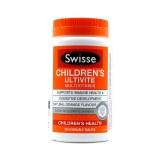 Swisse儿童复合维生素矿物质咀嚼片120粒