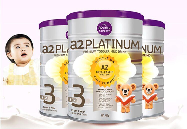 澳洲高端乳品a2奶粉 婴儿配方奶粉中的大明星
