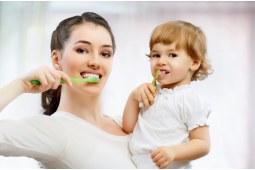 如何挑选不同年龄儿童的牙刷