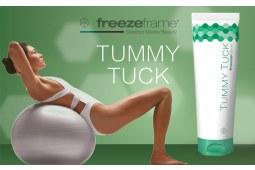 Freezeframe tummy tuck瘦身减肥霜原理