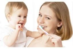 儿童适宜刷牙年龄