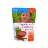 贝拉米婴儿有机辅食苹果玉树粥125g 6月+