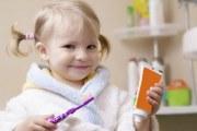 天然的水果味牙膏安全吗