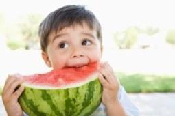 孩子偏瘦,要营造好的营养状况