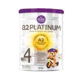 a2白金系列高端婴幼儿配方奶粉四段(3罐6罐价更优)