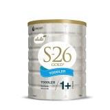 新西兰惠氏3段900g金装S26三段婴儿牛奶粉(3罐6罐价更优)
