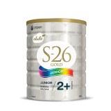 新西兰惠氏4段900g金装S26四段婴儿牛奶粉(3罐6罐价更优)