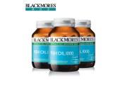澳洲blackmores深海鱼油服用禁忌