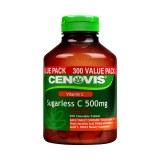 Cenovis维生素C含片成人VC咀嚼片女性维C500mg300粒