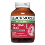 Blackmores天然维生素E1000高含量 100粒 保持肌肤活性