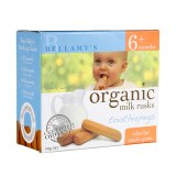 贝拉米Bellamy's有机婴儿磨牙棒磨牙饼干宝宝辅食