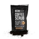 冰冰推荐澳洲beanbody咖啡身体磨砂膏全身角质bean body(国内现货或保税仓发货)