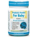 Life Space婴幼儿益生菌粉调节肠胃改善便秘增强免疫力0-2岁60g