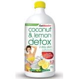 神奇减肥椰子水Coconut Detox Fatblaster 750ml 柠檬味
