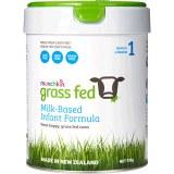 Munchkin满趣健grass fed草饲婴幼儿配方奶粉1段(3罐6罐价更优)