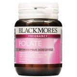 Blackmores叶酸片90粒孕前备孕孕妇专用黄金营养素