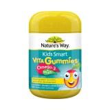 Nature's Way佳思敏omega3儿童鱼油软糖 50粒