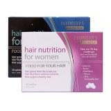 Hair nutrition头发营养片护发防脱发养发生发30片女士
