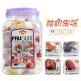 Frugurt 优酪水果酸奶果冻布丁四种口味45颗1575g