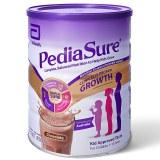 雅培PediaSure小安素奶粉1-10岁 850g 巧克力味(3罐6罐价更优)