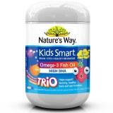 Nature's Way佳思敏儿童鱼油三种口味180粒