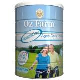 OzFarm澳滋中老年高钙奶粉低脂成人老年人牛奶粉900g(3罐6罐价更优)