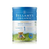 Bellamy's Organic 贝拉米有机奶粉 一段(新版)(3罐6罐价更优)