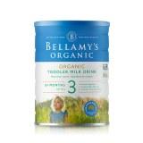 Bellamy's Organic 贝拉米有机奶粉 三段(新版)(3罐6罐价更优)